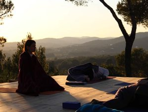 6 Day Personalized Individual Yoga and Mindfulness Retreats at Sea View Eco House in Ibiza