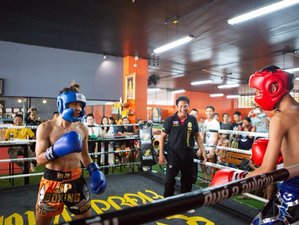 3 Days Mini Break with Muay Thai, Boxing, and CrossFit Training in Phitsanulok, Thailand