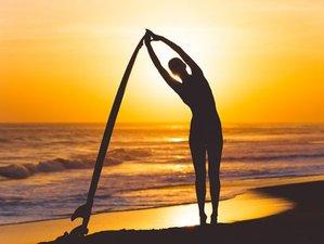 5 Days Invigorating Surf and Yoga in Santa Catalina, Panama