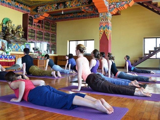 3 Days Yoga Retreat in Nepal
