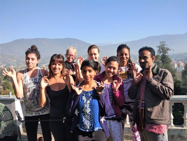 8 Days Kathmandu Meditation and Yoga Retreat