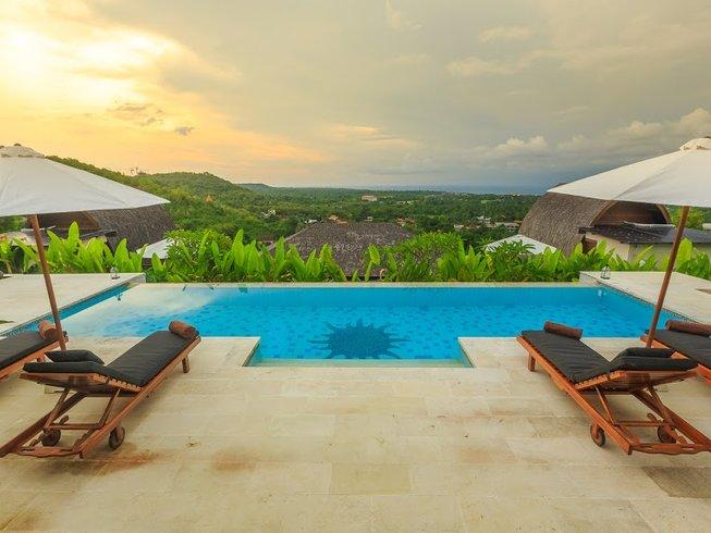 7 Tage AcroYoga Abenteuer Retreat auf Bali, Indonesien