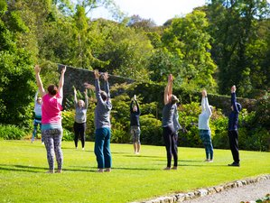 3 Day Winter Warmer: Weekend Relaxation and Yoga Holiday on the Isle of Anglesey, UK