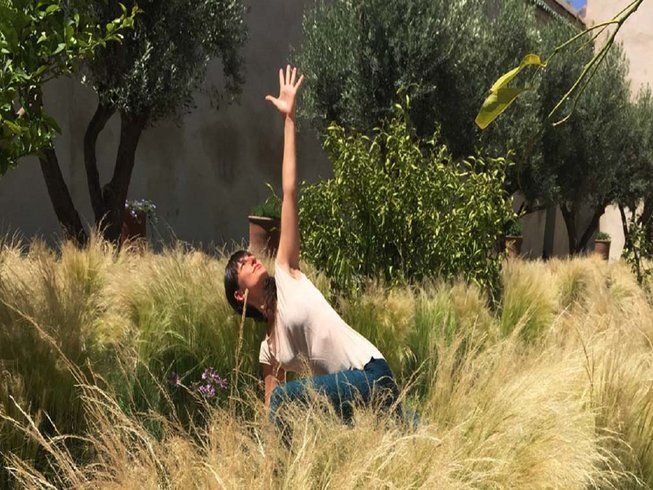 8 Days Green Marrakech Yoga Retreat in Morocco with Meditation and Pranayama