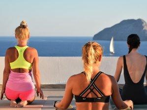 5 Day Transformational Yoga Retreat in Kapsali, Kythera