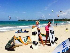 7 Days Kiteboarding, SUP, and Surf Camp Cabarete, Dominican Republic