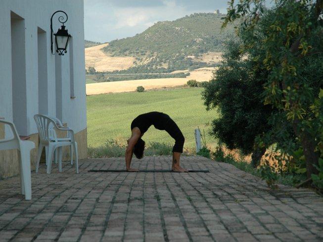 21 Days 200-Hour Vinyasa Yoga Teacher Training in Spain