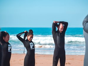 8 Day Surf and Yoga Camp in the heart of Taghazout Bay, Tamraght