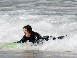 8 Days Roxy Girls Surf Camp in Spain