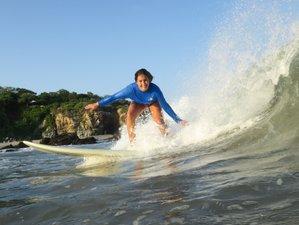 8 Tage Yoga und Surf Camp in Puerto Escondido, Oaxaca
