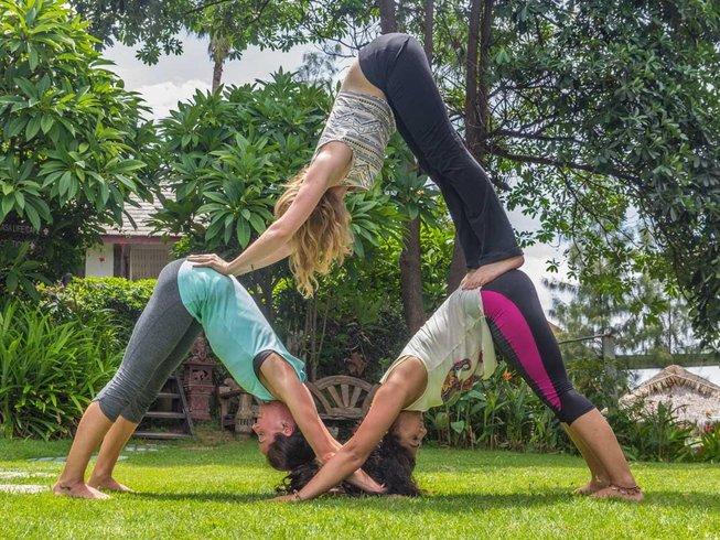 15-Daagse Relax en Verjong Yoga Retraite in Koh Samui, Thailand