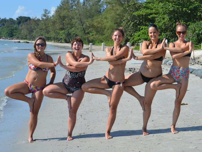 10 Days Christmas Yoga Retreat in Cambodia