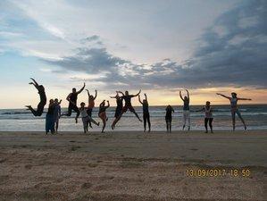 21 Tage 200-Stunden Duales Zertifikat (Hatha Vinyasa Flow und Yin) Yogalehrer Ausbildung in Goa, Indien