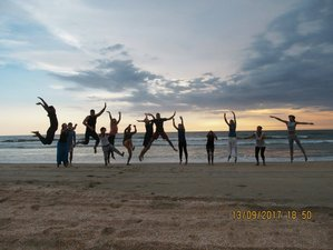 Dual Certifications 21 Day 200-Hour MultiStyle (Hatha, Vinyasa flow, & Yin) Yoga TTC in Salcete, Goa