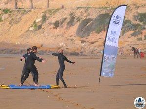 7 Day Adrenalin Yoga and Surf Camp in Tamraght, Agadir