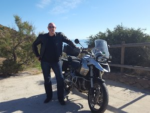 4 Day Guided Andalusian Desert BMW Motorcycle Tour in Andalusia, Spain