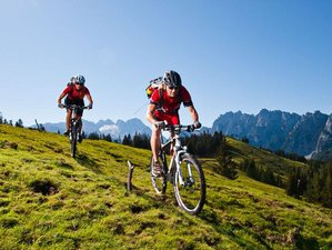 4 Days Red Version Dachstein Cycling Tour in Austria