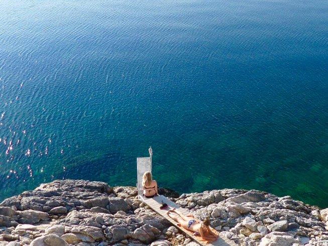 8 Days Wellness Yoga Retreat in Greece