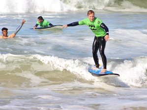 15 Days Classic All Levels Surf Camp in Jeffreys Bay, South Africa