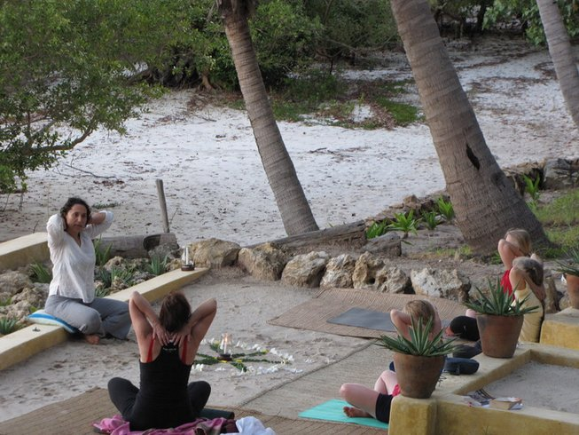 7 Days Breathe and Relax Yoga and Meditation Retreat in Tanzania