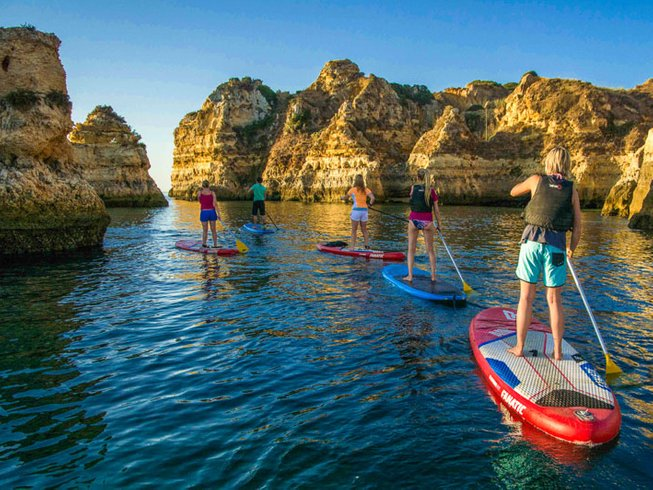 8 Days SUP Surf Camp and Yoga Retreat in Portugal