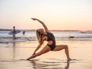 8 Day New Year's Yoga Holiday in Chacala, Nayarit