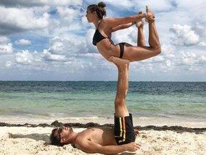 7 Tage Beginnen Sie Ihr Jahr Richtig Yoga Urlaub in Quintana Roo, Mexiko