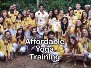 11 Days 100-Hour Yoga Therapy Teacher Training in Gokarna, India
