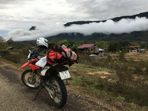 8 Day Misty Highlands Guided Motorcycle Tour in Vietnam