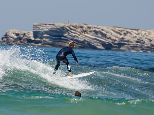 8 Days Full of Fun Surf Holiday Portugal