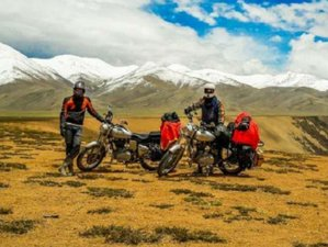 10 Day Srinagar Leh Manali Expedition Guided Motorcycle Tour in India