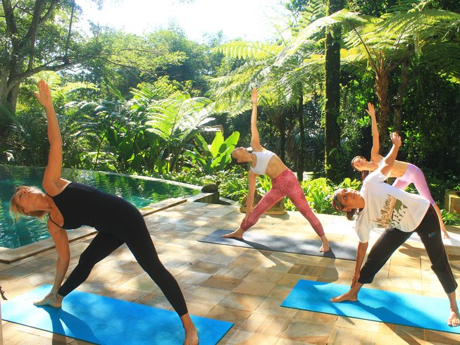 7 Days New Year Cleanse and Yoga Retreat in Bali