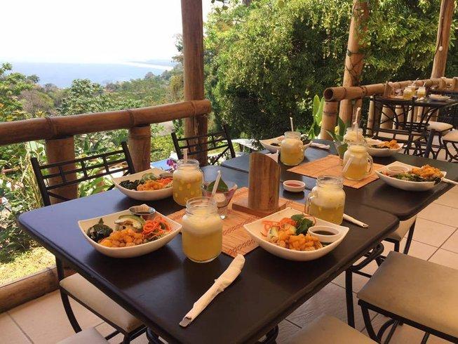 8 jours en stage de yoga et ayurveda dans la Province de Puntarenas, Costa Rica