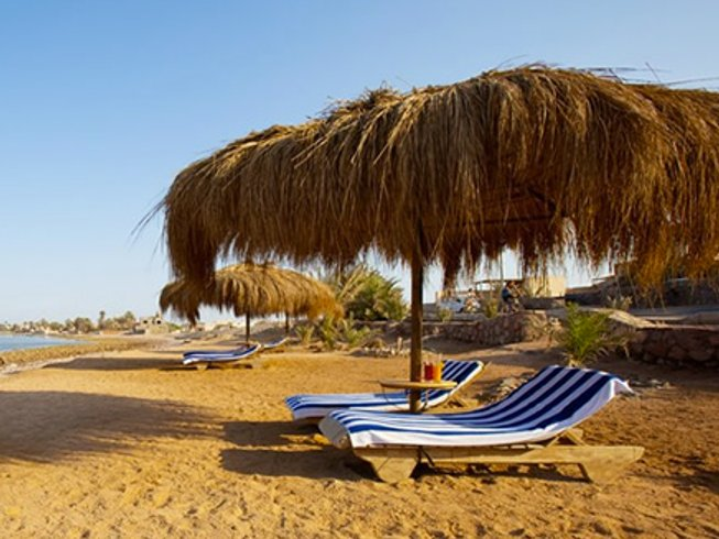 8 Days Advanced PADI Diving and Yoga Retreat in Egypt
