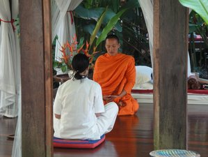 12 Day Invigorating Meditation, Spa, and Yoga Holiday in Chiang Mai