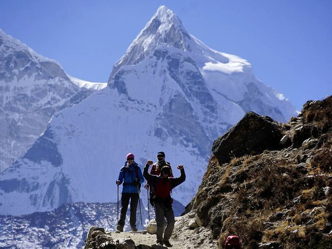 15 Days Guided Himalayan Motorbike Tours in Nepal