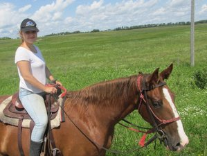 5 Day Pampered Extra Long Weekend Horseback Riding Holiday in Manitoba