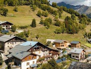 8 jours en vacances de yoga et randonnées en montagne à Granier, Savoie