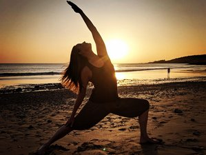 8 Day Yoga Holiday with Two Days of Surfing in Imsouane, Morocco