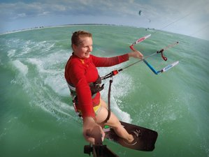 6 Days Unforgettable Kitesurfing in Colombia