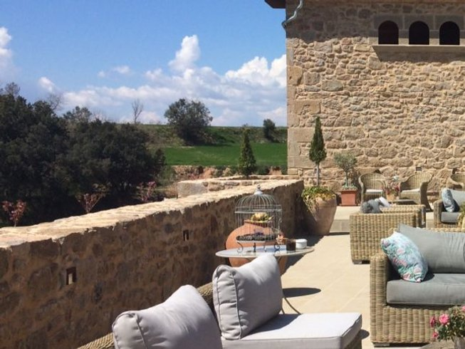 6 Days Energizing Fitness, Wellness, Detox, and Yoga Retreat in Catalonia, Spain