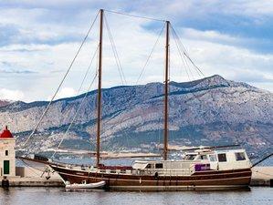 8 Tage Yacht und Yoga Retreat – Entspannung für Körper und Geist in Kroatien