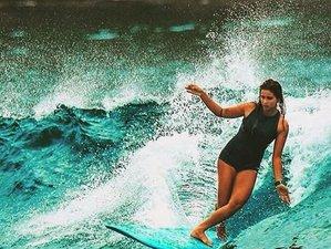 7 Days Tropical Surf Camp Hawaii