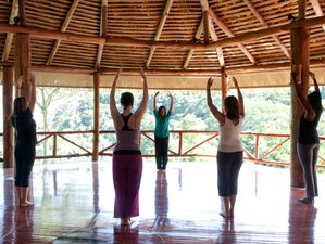 8 Days Joyful Yoga Retreat Costa Rica