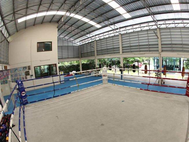 15 Days Muay Thai Training in Bangkok, Thailand