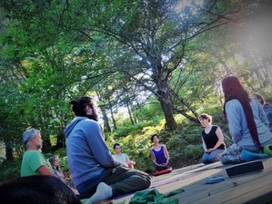 3 Days Weekend Nature and Vinyasa Yoga Retreat Spain