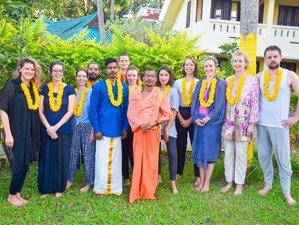 28 Day 200-Hour Hatha and Ashtanga Vinyasa Yoga Teacher Training Course in Varkala, Kerala