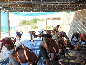 8 Days Vinyasa and Bhakti Yoga Retreat in Crete, Greece