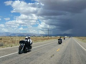12 Days Dreamcatcher Self-Guided Motorcycle Tour USA