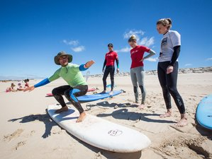 5 Days Surf and Yoga Holiday in Lisbon, Portugal